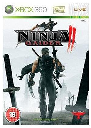 XBOX 360 Ninja Gaiden 2 - 1