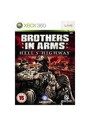 XBOX 360 Brothers In Arms Hells Highway - 1