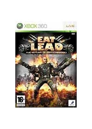 XBOX 360 Eat Lead : The Return Of Matt Hazzard - 1