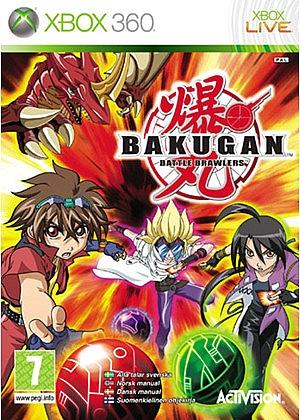 XBOX 360 Bakugan - 1