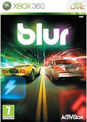 XBOX 360 Blur - 1
