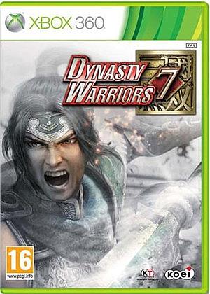 XBOX 360 Dynasty Warriors 7 - 1