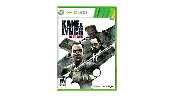 XBOX 360 Kane and Lynch - Dead Men - 1