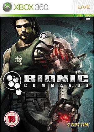 XBOX 360 Bionic Commando - 1