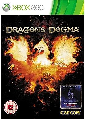 XBOX 360 Dragon