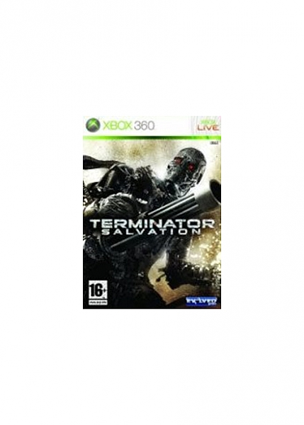 Xbox 360 Terminator Salvation - 1