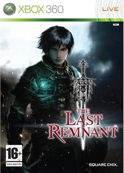 XBOX 360 Last Remnant - 1