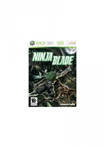 XBOX 360 Ninja Blade - 1