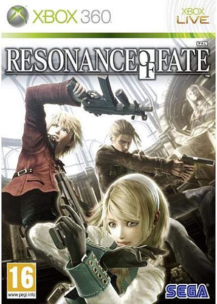 XBOX 360 Resonance Of Fate - 1