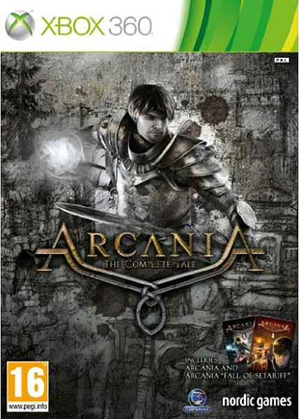 XBOX 360 Arcania The Complete Tale - 1