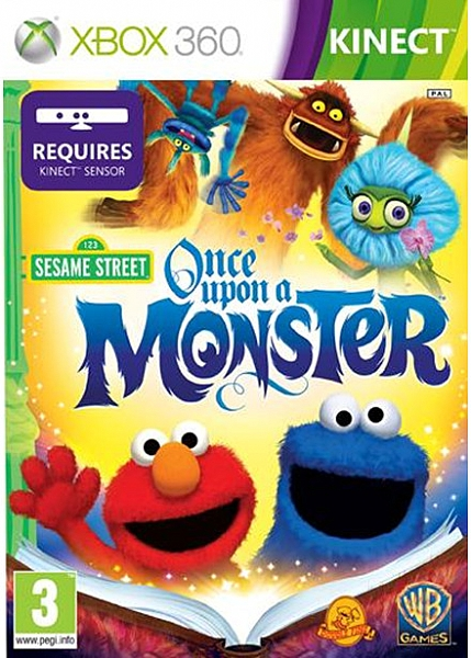 XBOX 360 Once Upon A Monster - 1