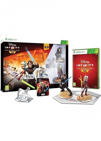 XBOX 360 Disney Infinity 3.0 Start Pack - 1