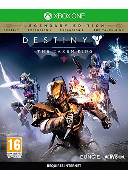 XBOX ONE Destiny : The Taken King - 1