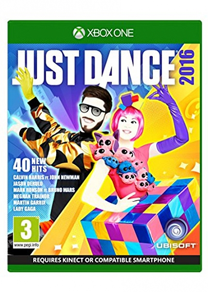 XBOX ONE Just Dance 2016 - 1