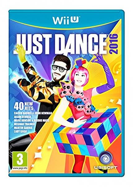 WII U Just Dance 2016 - 1