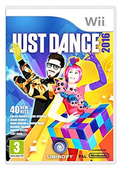 WII Just Dance 2016 - 1