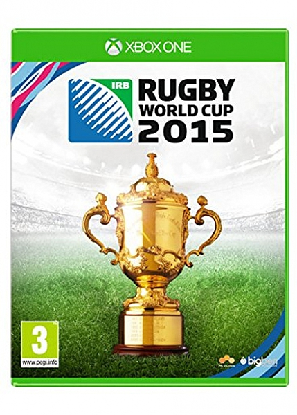 XBOX ONE Rugby World Cup 2015 - 1