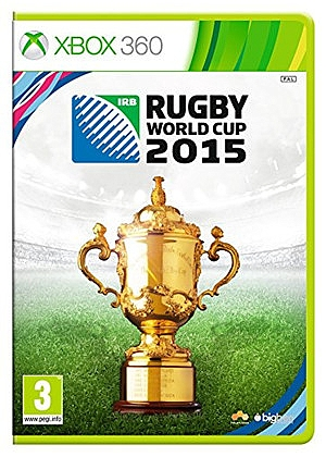 XBOX 360 Rugby World Cup 2015 - 1