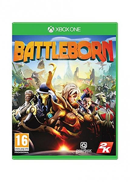 XBOX ONE Battleborn - 1