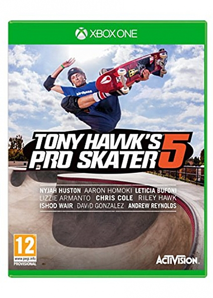 XBOX ONE Tony Hawk