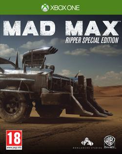 XBOX ONE MAD MAX RIPPER EDITION - 1