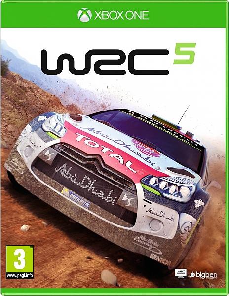 XBOX ONE WRC 5 - 1