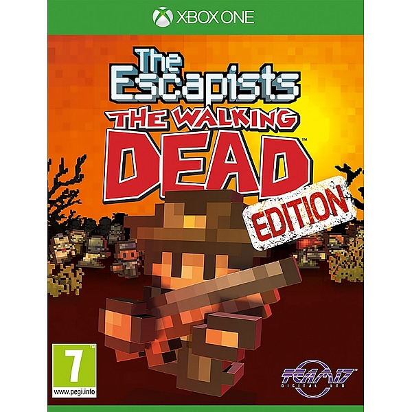 XBOX ONE The Escapists The Walking Dead - 1