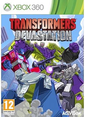XBOX 360 Transformers Devastation - 1