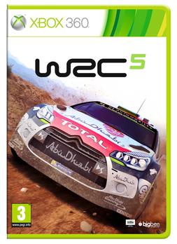 XBOX 360 WRC 5 - 1