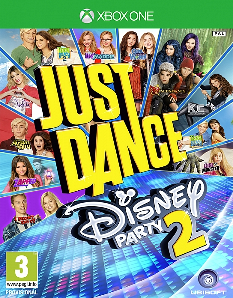 Just Dance Disney Party 2 Xbox One - 1