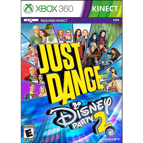 XBOX 360 Just Dance Disney Party 2 - 1