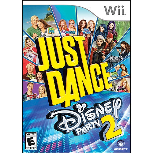 WII Just Dance Disney Party 2 - 1