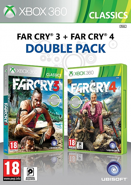 XBOX 360 Far Cry Double Pack - 1