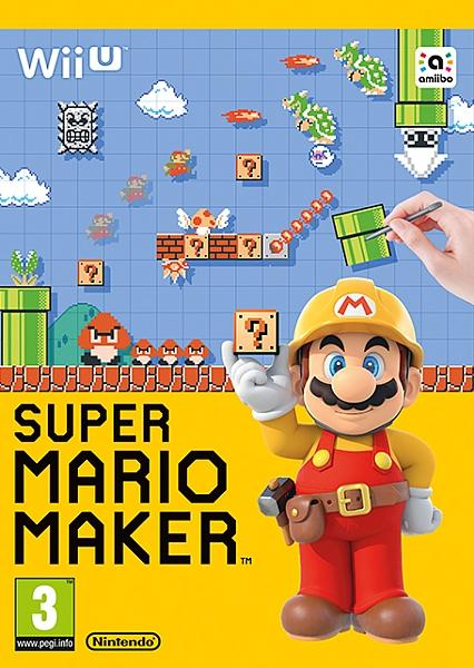 WII U Super Mario Maker - 1
