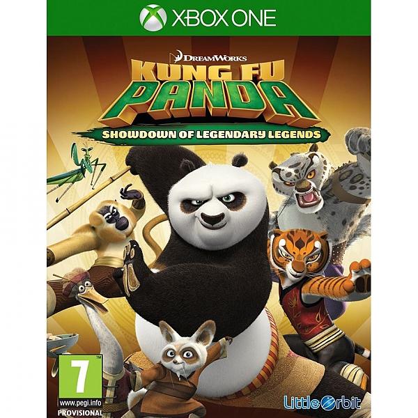 XBOX ONE Kung Fu Panda Showdown Of The Legendary Legends - 1