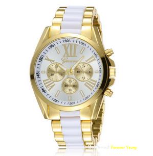 שעון יד מעוצב לנשים/גברים - 6