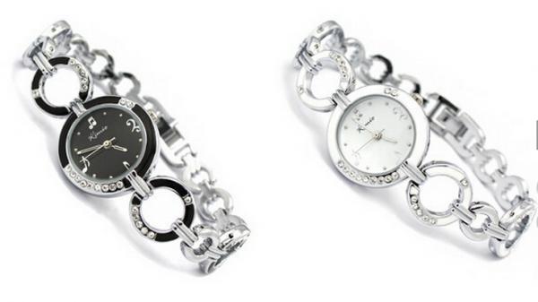 שעון יד מעוצב לנשים - 2