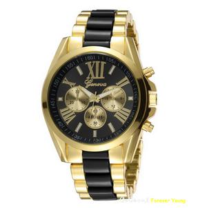 שעון יד מעוצב לנשים/גברים - 5