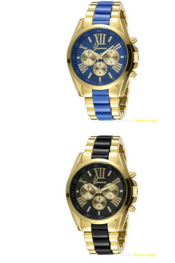 שעון יד מעוצב לנשים/גברים - 1