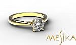 טבעת אירוסין מודל Pl 1_16_1_1