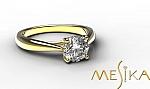 טבעת אירוסין מודל Pl 1_26_1_1