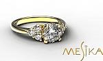 טבעת אירוסין מודל Pl 1_28_1_1
