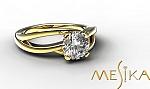 טבעת אירוסין מודל Pl 1_22_1_1