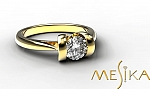 טבעת אירוסין מודל Pl 1_17_1_1