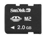 SanDisk Micro M2 2GB