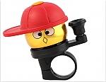 פעמון אופניים כובע מצחייה