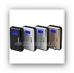 פאוור בנק מזוודה 7800MAH כולל מד סוללה