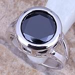 טבעת כסף דגם 1
