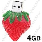 USB 4GB בסגנון תות