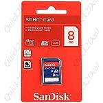כרטיס זיכרון SanDisk SDHC